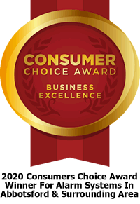 Consumers Choice Award Winner For Alarm Systems